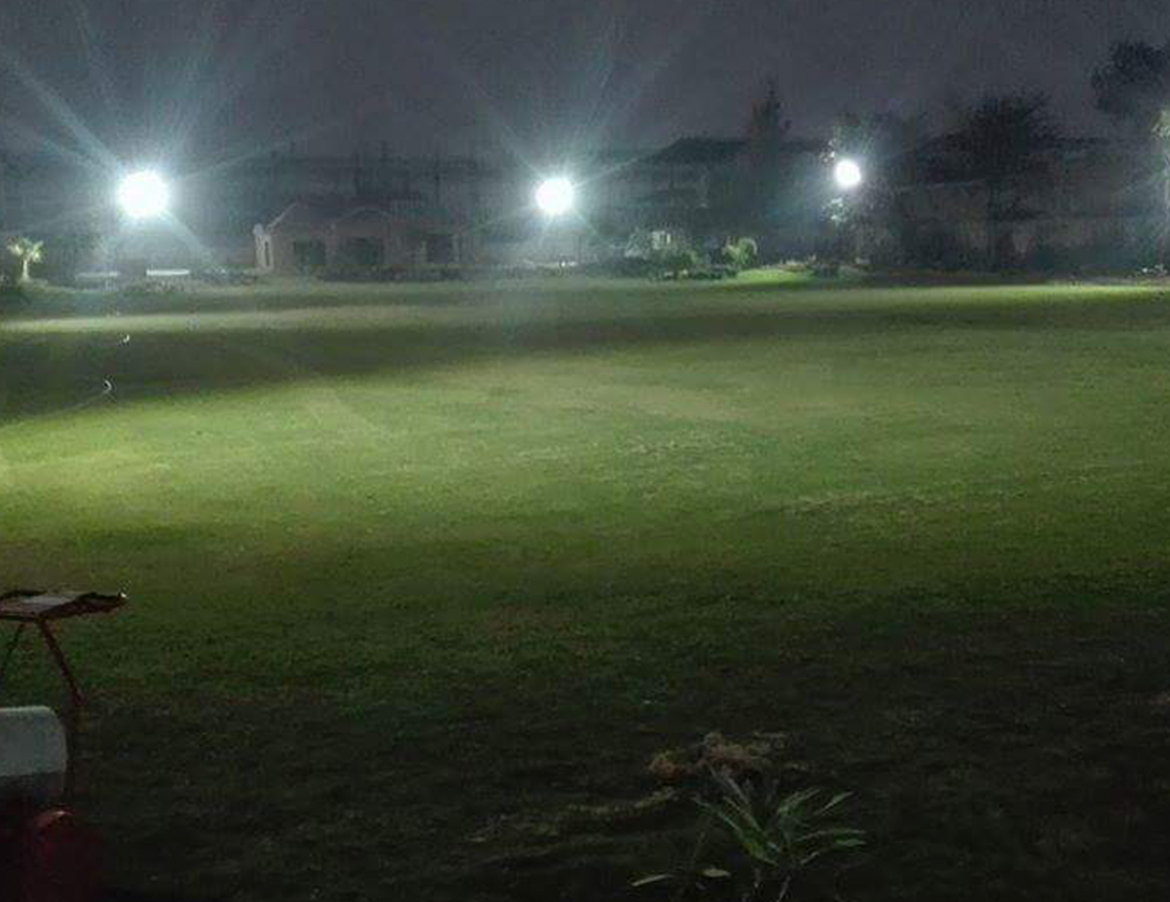 LED FLOOD LIGHTS Powered by ICON Private Limited