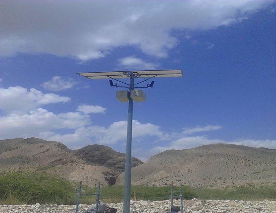 Solar Flood Lights Dera Bugti Balochistan